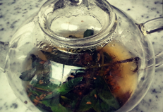 Tummy tea (very good to relieve bloating)