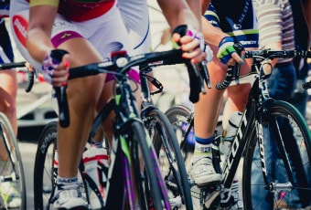 women-legs-cycling